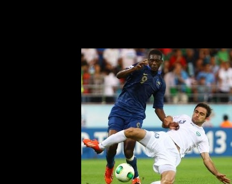 Mundial Sub-20: Gauleses demasiado poderosos para o Gana