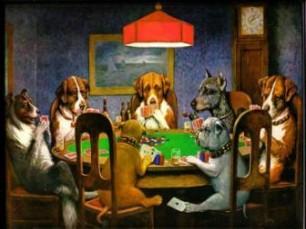 9 Sinais que te dirão se estás a jogar demasiado Poker!