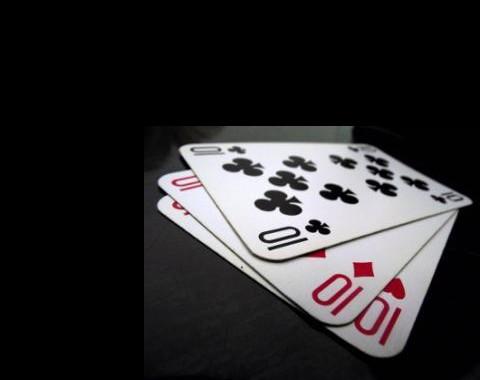 """Poker: Construir """"Pots"""" com as suas melhores mãos"""