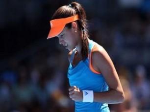 Australian Open: Ivanovic quer silenciar público da casa!