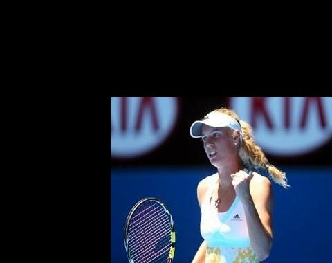 Australian Open: Wozniacki posta à prova; Cornet poderá sofrer