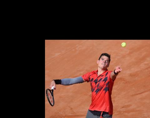 Roland Garros: Raonic entrará forte mas Djokovic prevalecerá
