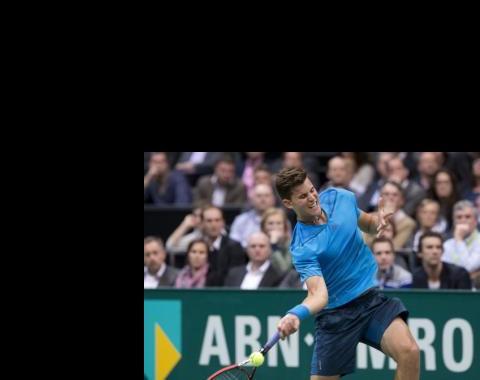 Roland Garros: Nadal superará perigoso duelo com Thiem