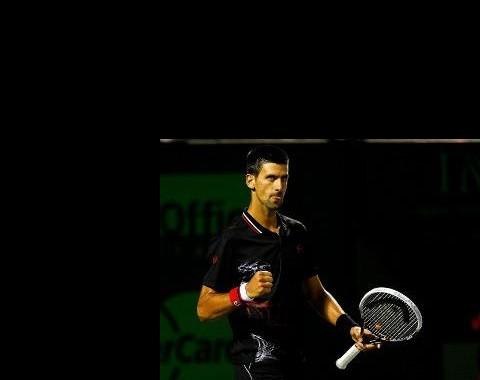 Ténis: Djokovic legítimo favorito após sorteio simpático