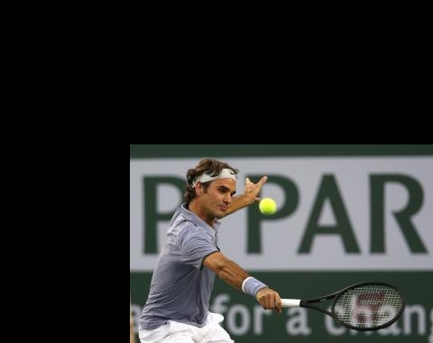 Indian Wells: Federer baterá Anderson com facilidade rumo às Meias-Finais