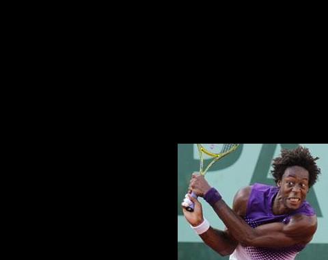 Roland Garros: Monfils e Gulbis aquecem a Quarta-Feira em Paris
