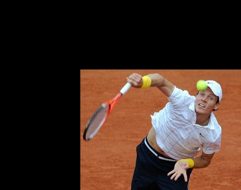 "ATP Mutua Madrid: Berdych como alternativa a ""Rafa"" e ""Nole"""