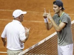 ATP Rio 2014: Gigante João Sousa encontra o fim da linha perante Rafa Nadal