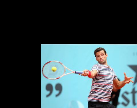 ATP Internazionali BNL d'Italia: Rafa com novo duro teste contra Dimitrov
