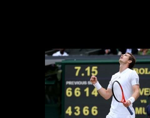 Wimbledon: Murray apto para neutralizar ameaça de Janowicz rumo à Final
