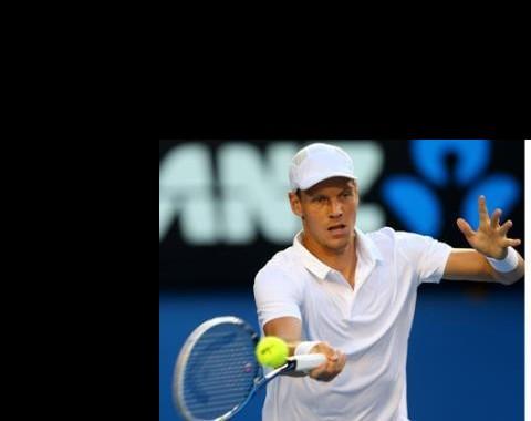 Indian Wells: Berdych para tirar partido de sorteio favorável