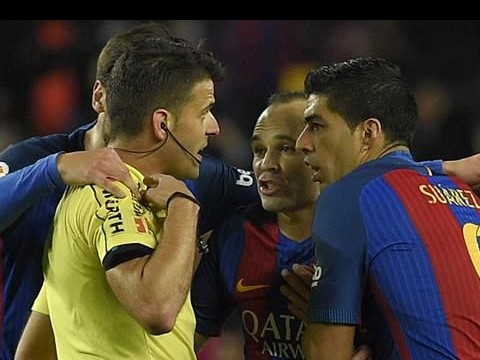Barcelona, casa de apostas valida golo e paga vitória