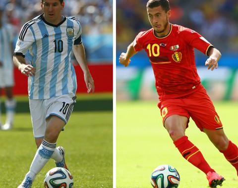 Argentina vs Bélgica: o maior prémio que vais encontrar ao apostar em qualquer uma destas equipas