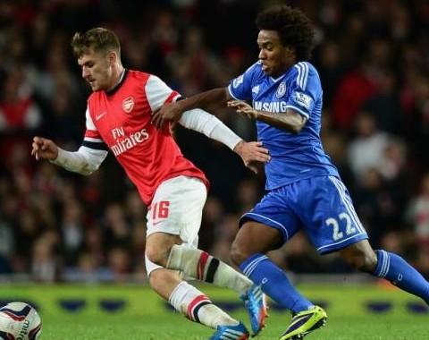 Ganha duas vezes mais se o Chelsea vencer o Arsenal