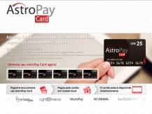 Como depositar com Astropay