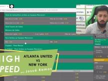 Atlanta United vs New York RB - Playoff decisivo (vídeo)
