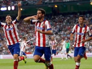 Análise do jogo: Atlético de Madrid vs Juventus (1 Outubro 2014)