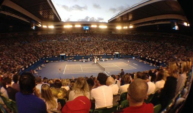 Australia Open - recebe duas Freebets de 5€