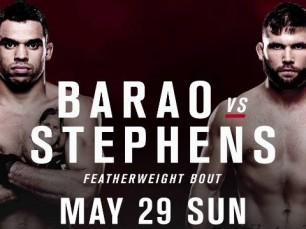 Análise: Renan Barão vs Jeremy Stephens (UFC - 29 maio 2016)