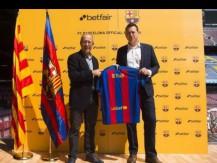 Betfair como patrocinador oficial do FC Barcelona