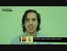 Barcelona vs Real Madrid - 26.Out.2013 17h00 - Crónica os melhores jogos para apostar