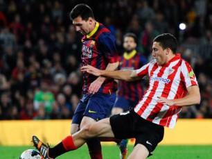 Análise do jogo: Barcelona vs Bilbao (13 Setembro 2014)