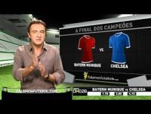 Bayern Munique v Chelsea