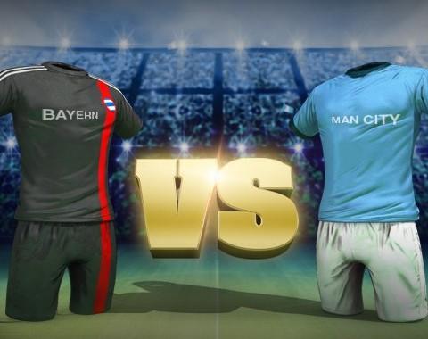 Bayern München vs Manchester City: o maior prémio que vais encontrar ao apostar nestas equipas