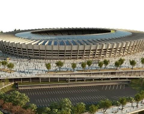 Estádio Mineirão, Belo Horizonte - Estádios do Mundial Brasil 2014