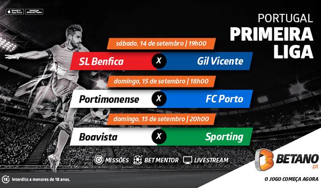 Benfica marca como ninguém e quer repetir frente ao Gil Vicente
