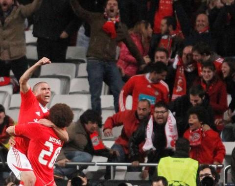Análise do jogo da Liga dos Campeões: Benfica vs Zenit (16 Setembro 2014)