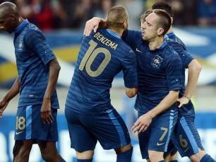 França vs Honduras: jogo sem surpresas apesar da ausência de Ribéry