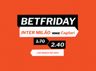 Bet Friday só na bet.pt