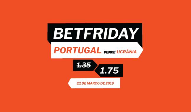 A melhor odd para Portugal ganhar!