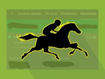 Dos 1000 aos 30000 com apenas uma aposta em cavalos