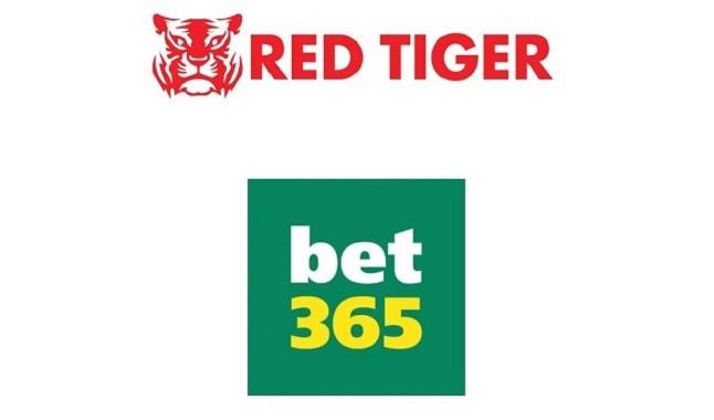 Bet365 faz parceria com Red Tiger
