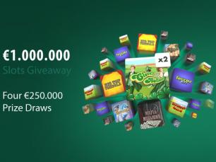 €1,000.00 Slots Giveaway