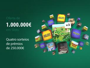 1.000.000€ em Slots!
