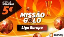 SuperOdds e Aposta sem Risco na Liga Europa