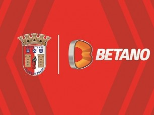 Betano passa a ser patrocinador principal do Braga
