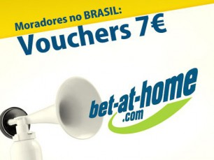 Voucher 7€ bet-at-home - aposta sem depositar - exclusivo Academia