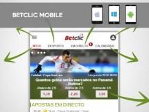 Betclic no Android e iPhone