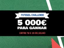 Futebol Challenge Betclic: 5.000€ para ganhar!