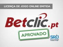 Primeira licença de apostas desportivas online em Portugal atribuída à BetClic