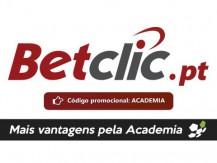 Betclic PT - bónus, análise e vantagens Academia