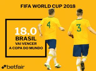 18.0 Brasil vai vencer a Copa do Mundo