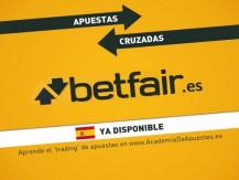 Betfair en España vuelve a abrir el trading de apuestas deportivas