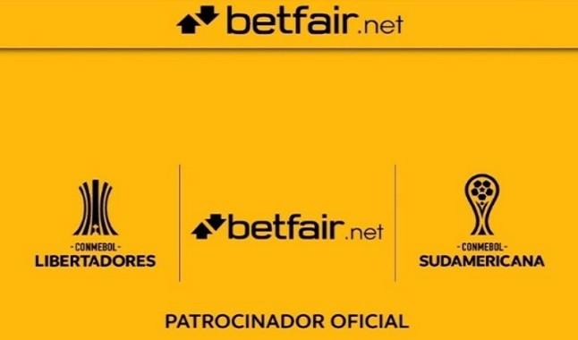 Betfair é patrocinador da CONMEBOL Libertadores e Sul-americana