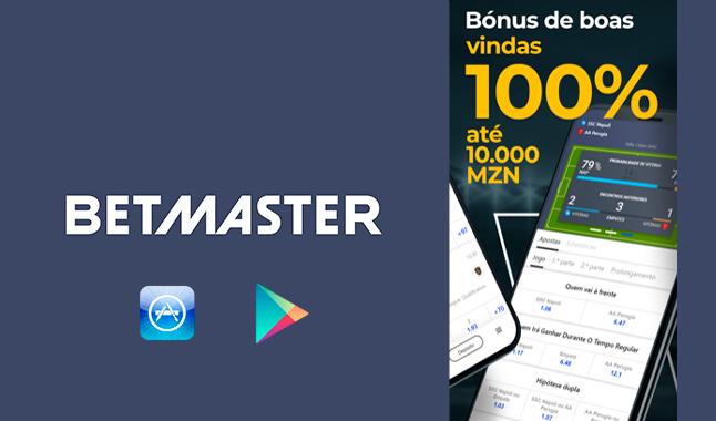 Betmaster Mobile: Aposte em qualquer lugar!