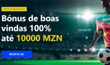 Betmaster: 10.000 MZN para novos jogadores!